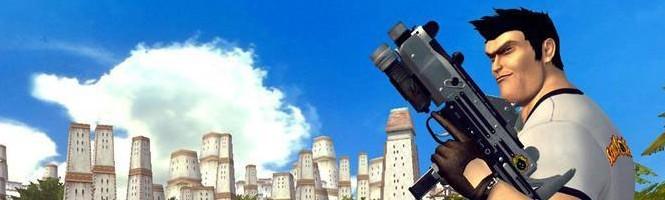 [E3 2005] Sam est sérieux, et en images.