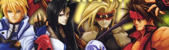 [E3 2005] Guilty Gear sur PSP