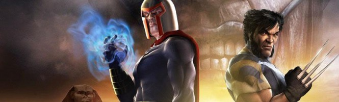 X-Men Legends II s'illustre