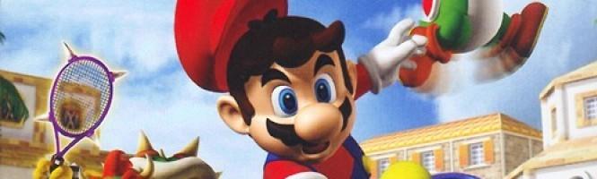 Mario Tennis Advance à la rentrée