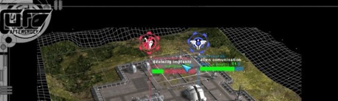 UFO : Aftershock en images