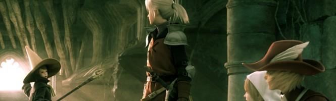 Final Fantasy III sur DS : ça progresse