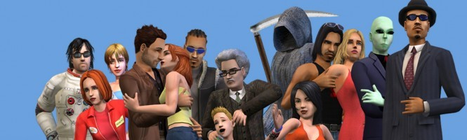 Les Sims 2 : images GBA