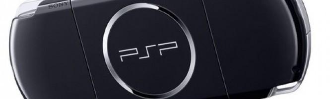 Une PSP toute blanche