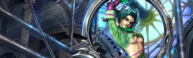 Soul Calibur 3 en images