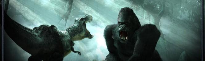 King Kong est grand et fort