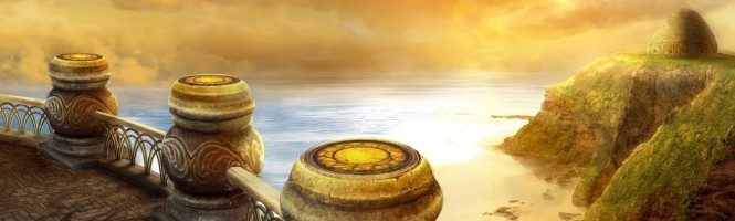 Myst V : galette dorée
