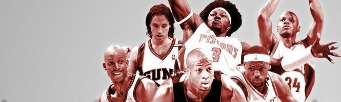 La tracklist de NBA Live 06