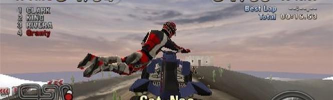 Du nouveau sur ATV Offroad PSP