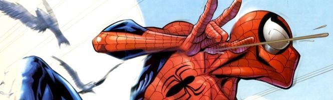 [X05] Des images de Spider-Man sur la toile