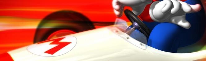 Les pubs pour Mario Kart DS