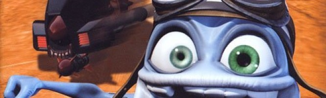 Crazy Frog Racer en images