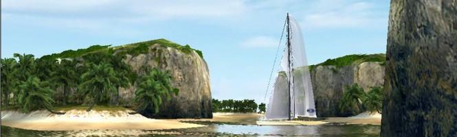 Virtual Skipper 4 : il est zoli le bateau