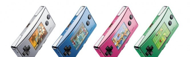 Le GameBoy Micro dispo !