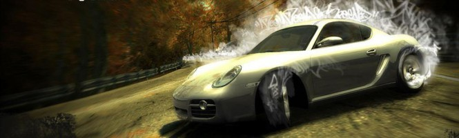 NFS Most Wanted : screens