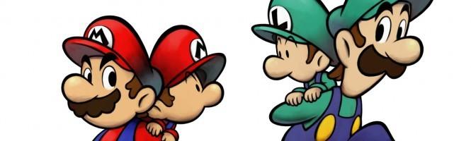Mario et Luigi sont inséparables