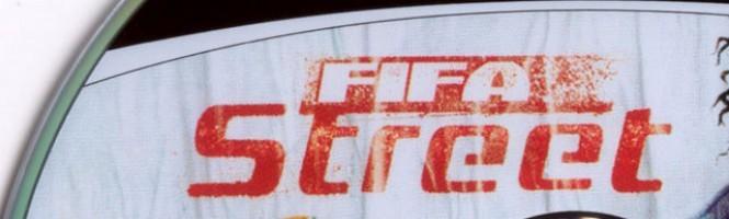 Fifa Street 2 balance des screens
