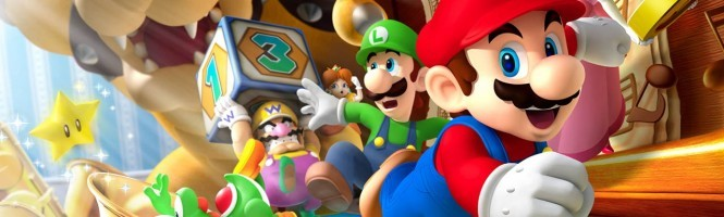 Mario Party 7 débarque !