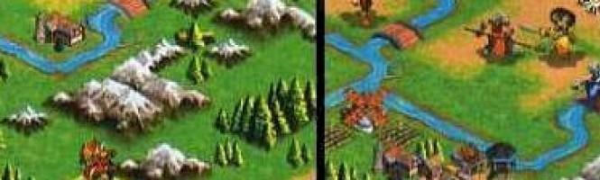 Age of Empires sur DS