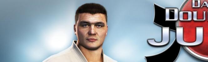 Nouveau jeu : David Douillet Judo !