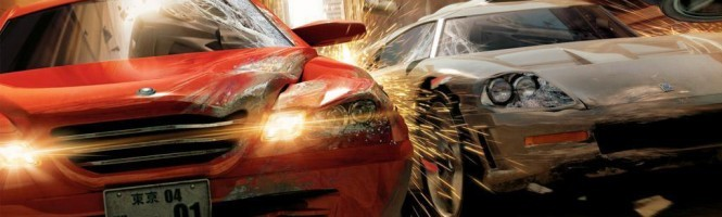 Burnout se montre sur Xbox 360
