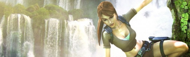 Lara se bouge sur PS2