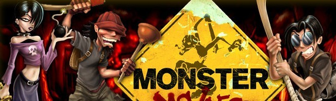 Monster Madness aime ton PhysX