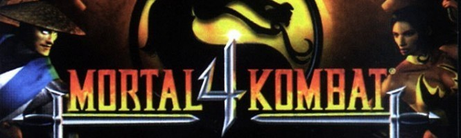 Nouveau jeu : Mortal Kombat Armageddon