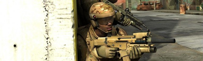 Ghost Recon AW en images.