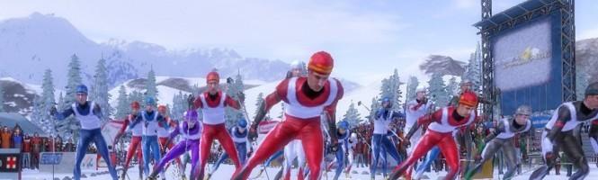 Winter Challenge en avance, gold et en images