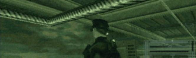 Sam se balade sur PSP