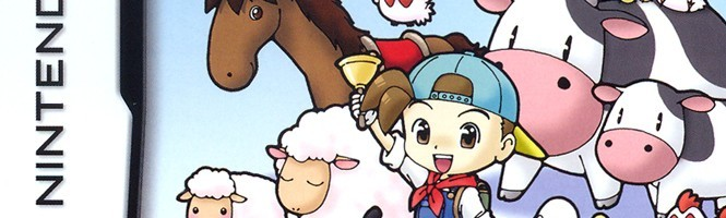 Les 10 choses à faire sur Harvest Moon DS