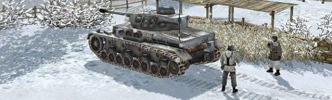 Faces of War : Quand l'ennemi reste à couvert