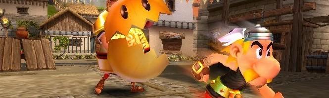 Astérix bientôt sur PSP et DS