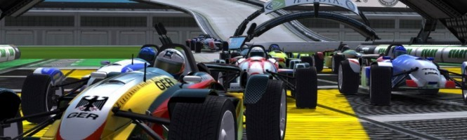 Trackmania Nations : 6 millions !
