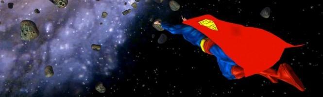 Superman pue de la gueule