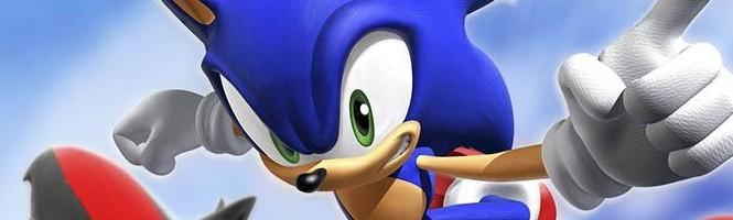 Sonic déboule sur PSP