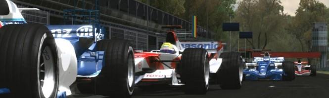 [E3 2006] Formula One PS3 se montre