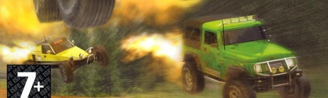 [E3 2006] Quelques artworks de Excite Truck