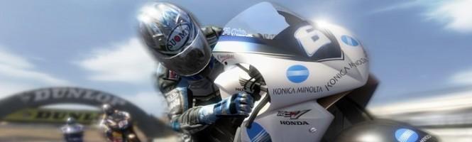 Moto GP 06 sur la toile