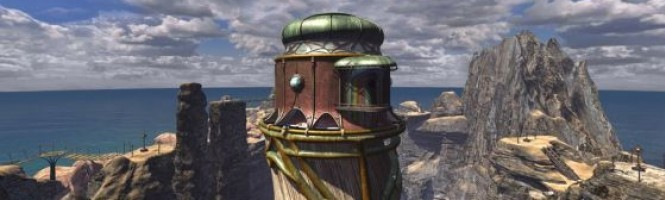 Midway distribue Myst PSP