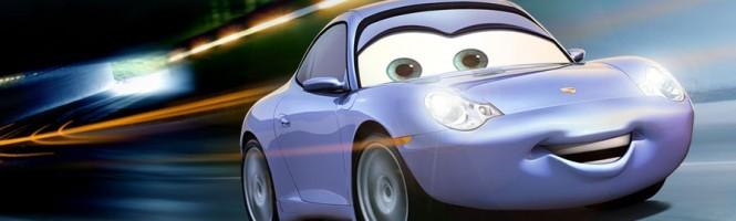 Cars dans la course