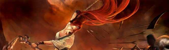 Heavenly Sword s'illustre