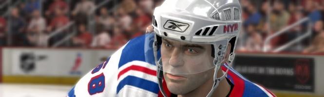 NHL 07 en images