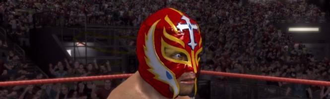 WWE Smackdown! vs. Raw retardé