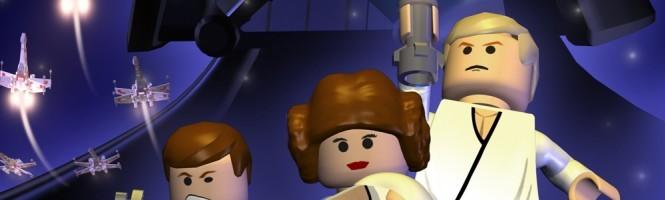LEGO Star Wars II : la démo jouable !