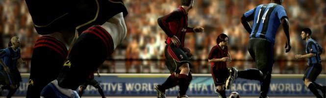 Les boitiers de FIFA 07 : samba !