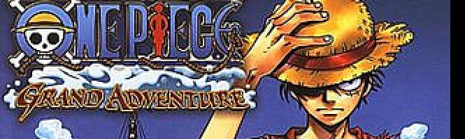 One Piece Grand Adventure confirmée