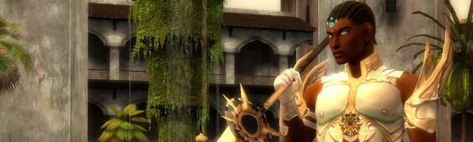 Guild Wars : Nightfall en vidéo
