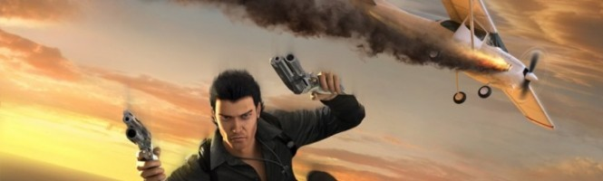Just Cause : images de rêve